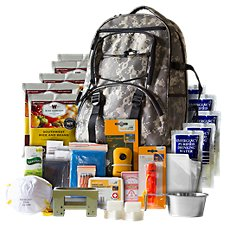Wise Company 5 Day Emergency Survival Backpack Kit