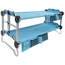 Disc-O-Bed Kid-O-Bunk with Organizers