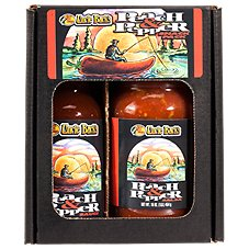 Bass Pro Shops Uncle Buck's Peach and Pepper Snack Pack