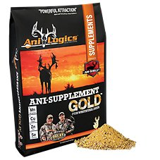 Ani-Logics Ani-Supplement Gold Nutritional Supplement Deer Attractant