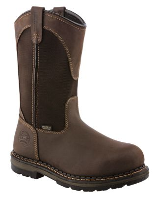 a32383114b8 Irish Setter Ramsey Waterproof Pull-On Safety Toe Work Boots for Men ...