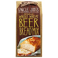 Uncle Jim's All Natural Whole Wheat Beer Bread Mix
