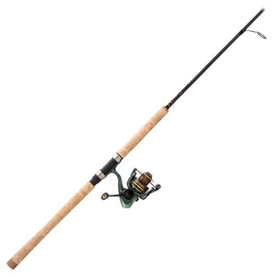 Bass pro shops borealis rod and reel spinning combo bass for Bass pro fishing reels