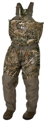 Banded RedZone Breathable Insulated Waders for Men - Realtree Max-5 - Regular - 8 thumbnail