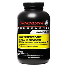 Winchester AutoComp Smokeless Propellant Reloading Powder