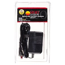 MOJO Outdoors 6-Volt Battery Charger