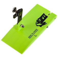 Opti Tackle Mini Planer Board with Ball Bearing Clip System