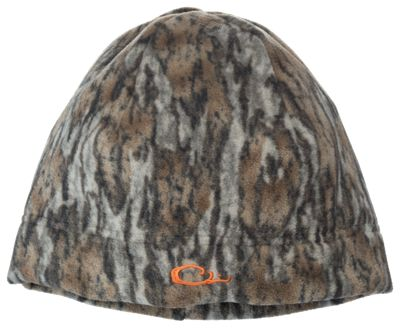 8f0c22e7612fd Drake Non Typical Windproof Fleece Beanie Mossy Oak Bottomland