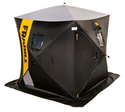 Frabill HQ Series Ice Shelter by