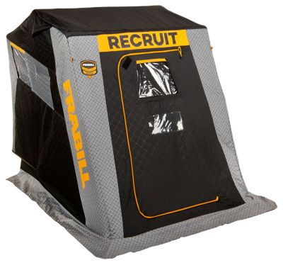 Frabill Recruit Insulated Ice Shelter by