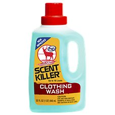 Scent Killer Liquid Clothing Wash