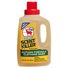 Scent Killer Autumn Formula Liquid Clothing Wash