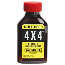Wildlife Research Center 4 X 4 Mule Deer Lure