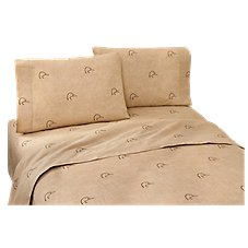 Ducks Unlimited Plaid Collection Sheet Set