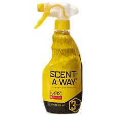Hunter's Specialties Scent-A-Way Max Odor Control Spray