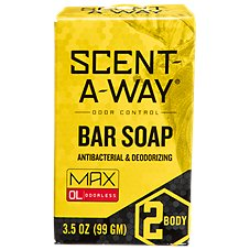 Scent-A-Way Max Bar Soap