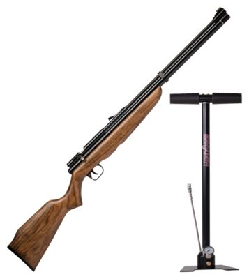 Benjamin PCP Discovery 22 Air Rifle with High Pressure Pump
