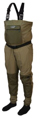 Frogg Toggs Hellbender Stocking-Foot Waders for Men