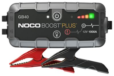 NOCO Genius Boost+ GB40 Jump Starter Power