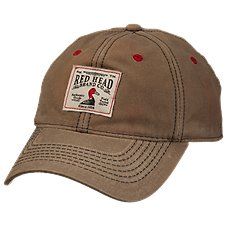 RedHead Flannel-Lined Canvas Cap