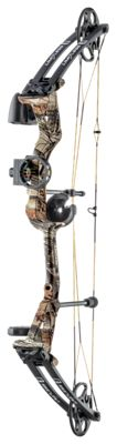 Bear Archery Limitless RTH Compound Bow Package thumbnail