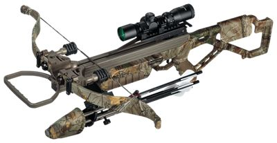 Excalibur Micro 335 Crossbow Package - Realtree Xtra