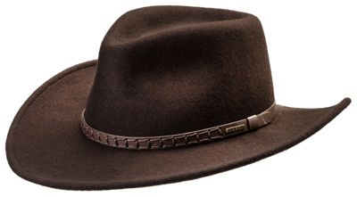 ...  70.00 The Stetson Sturgis Crushable Wool Cowboy Hat is perfect for  wranglers on the go 71bb90506f7
