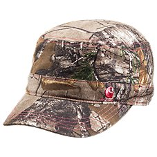 Carhartt Camo Hendrie Military Cap for Ladies