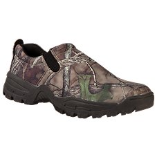 RedHead XTR Camo Moc Slip-On Shoes for Men Image
