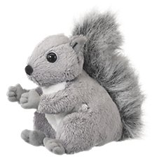 Bass Pro Shops Critter Callers Plush Stuffed Squirrel Toy
