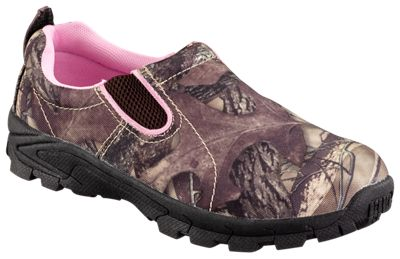 RedHead XTR Camo Moc Slip-On Shoes for Ladies by