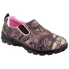 RedHead XTR Camo Moc Slip-On Shoes for Ladies Image