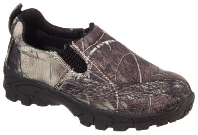RedHead XTR Camo Moc Slip-On Shoes for Toddlers or Kids by