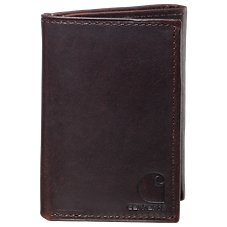 Carhartt Oil Tan Trifold Leather Wallet