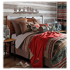 Backwoods Bedding Collection Comforter Set