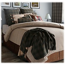 Cedar Hills Bedding Collection Comforter Set