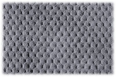 Bass Pro Shops Captain's Choice Marine Carpet - Platinum - 8'6''