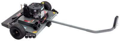 "Swisher 11.5 HP 44"""""""" Electric Start Finish Cut Trail Mower -  FCE11544BS"
