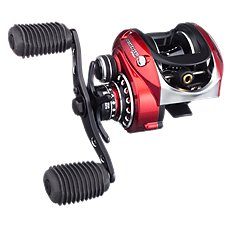 Bass Pro Shops Bionic Plus Low-Profile Baitcast Reel Image