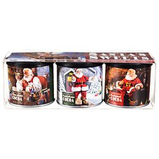 McSteven's Santa's Sweets 3-Can St. Nick's Cocoa Collection
