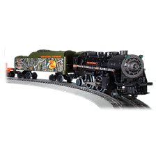 Lionel Bass Pro Shops White Tail Express Train Set