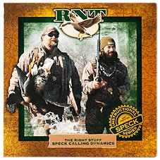 Rich-N-Tone The Right Stuff Instructional CD - Speck Calling Dynamics