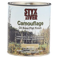 Styx River Camouflage Paint