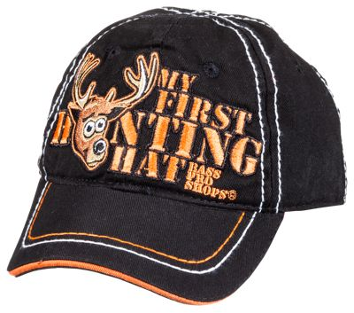 Bass Pro Shops My First Hunting Hat Cap for Baby Boys