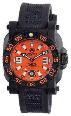Reactor Gryphon Sport Watch with Gryphon Strap for Men by