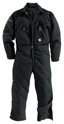 Carhartt Extremes Arctic-Quilt-Lined Coveralls for Men by