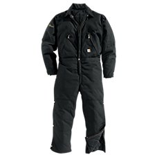Carhartt Extremes Arctic-Quilt-Lined Coveralls for Men