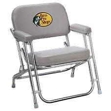 Bass Pro Shops Aluminum Folding Chair