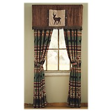 Bob Timberlake Blowing Rock Collection Drapes or Valance