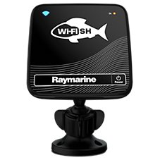 Raymarine Wi-Fish Wi-Fi CHIRP DownVision Sonar for Smartphones and Tablets